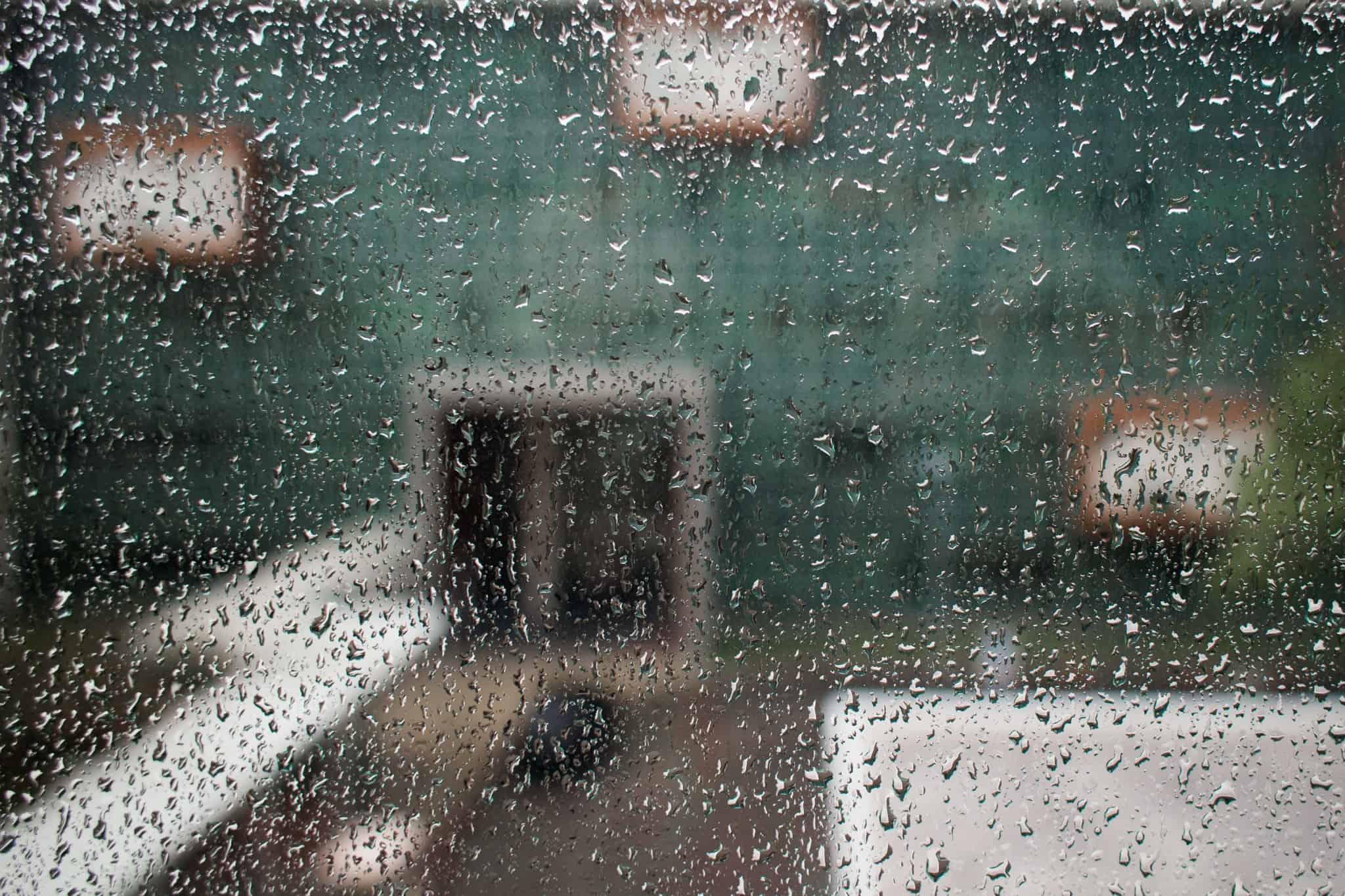 Rain is my comfort